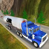 Uphill Oil Tanker Fuel Transport Sim 2018 icon