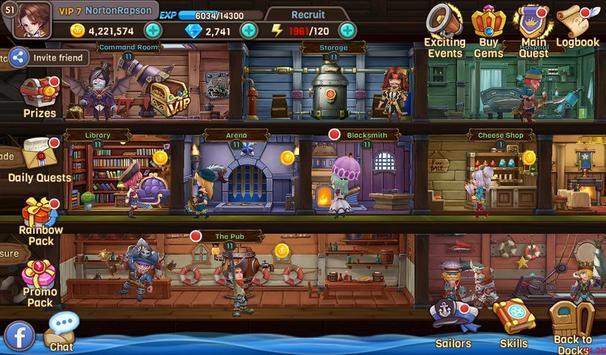 Pirate Empire screenshot 17