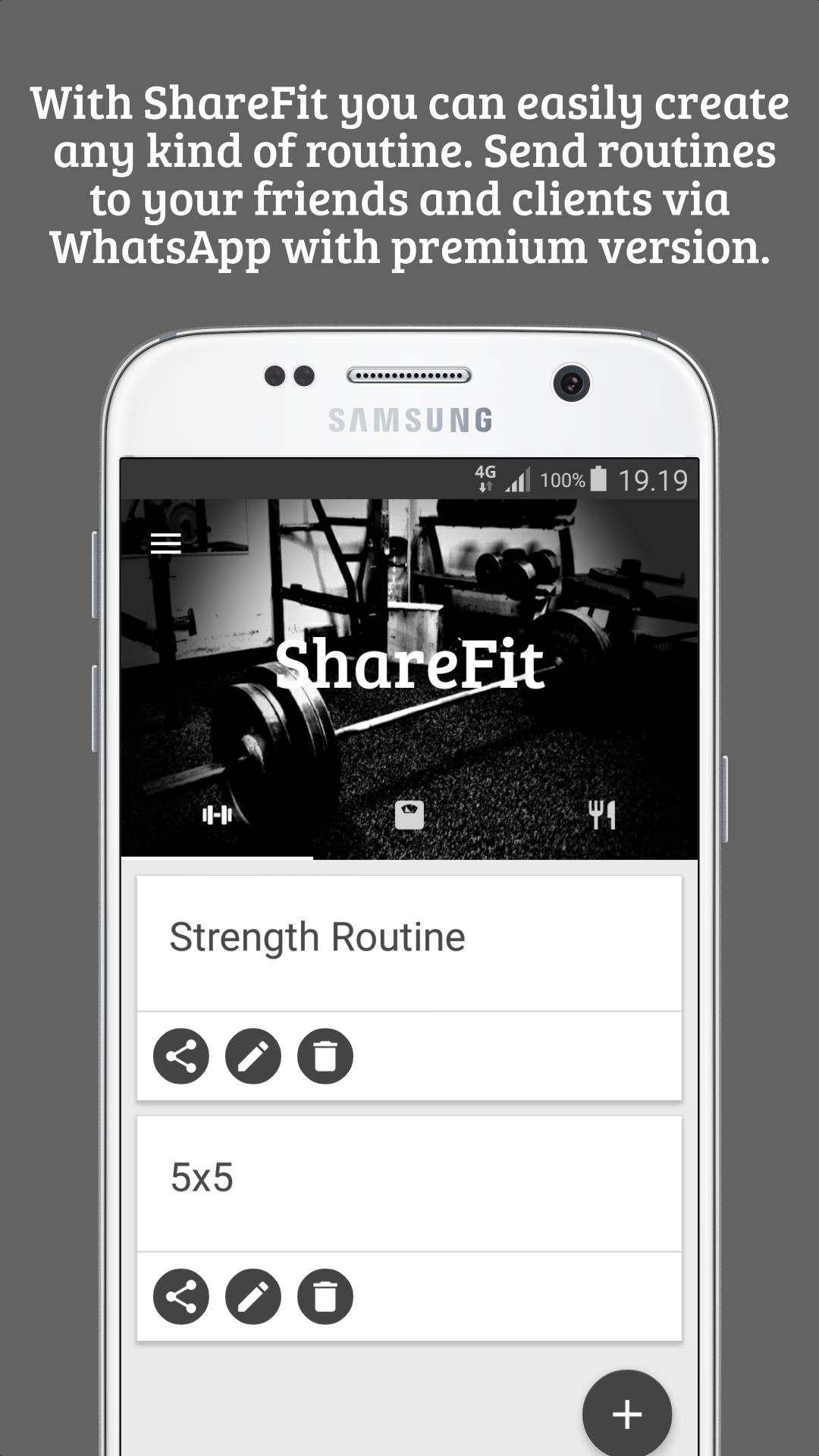 ShareFit for Android - APK Download
