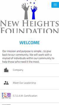 New Heights Foundation apk screenshot