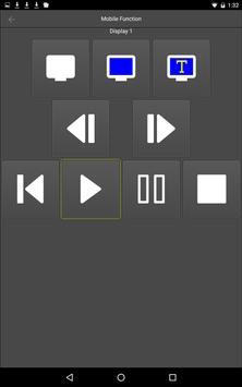 SongShow Mobile Control screenshot 1