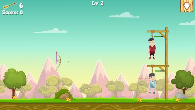 Arrow Of Justice Archery Fight apk screenshot