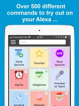 Commands for Alexa Echo App for Android - APK Download