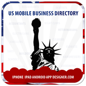 US Mobile Business Directory icon