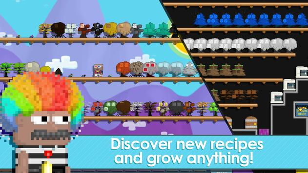 Growtopia captura de pantalla de la apk