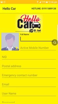 Hello Car screenshot 3