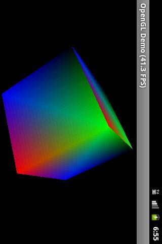 OpenGL ES 1 0 Demo for Android - APK Download
