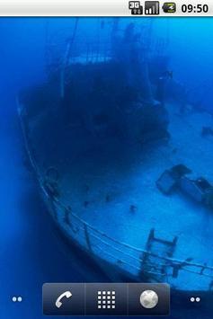 Underwater LWP Free screenshot 1