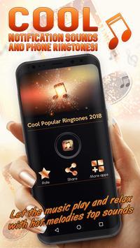 Cool Popular Ringtones 2018 screenshot 2