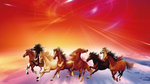 Seven Horses Wallpaper 7 For Android Apk Download