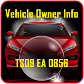 Find the Owner of Car , Bike – Vehicle Owner Info icon