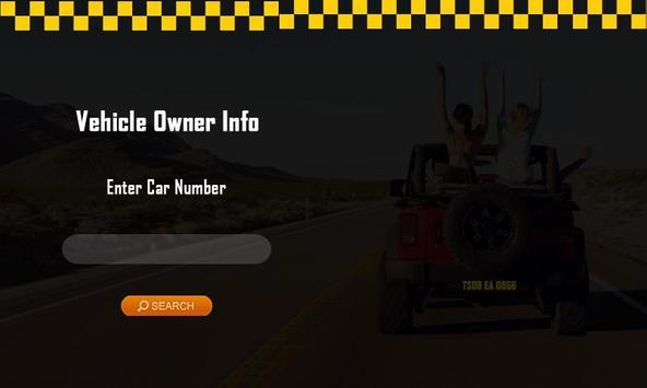 Find the Owner of Car , Bike – Vehicle Owner Info screenshot 2