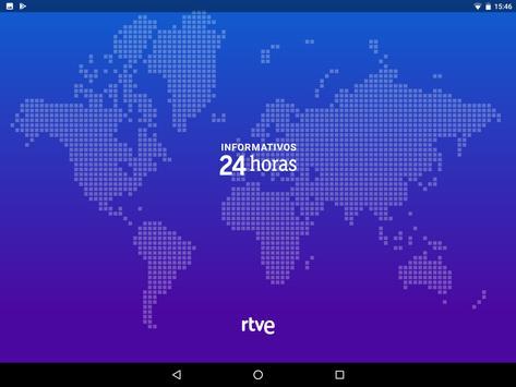 RTVE Informativos 24 Horas apk screenshot