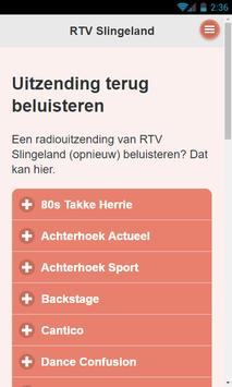 RTV Slingeland screenshot 2