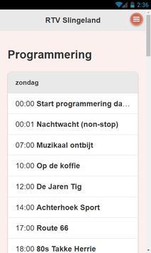 RTV Slingeland screenshot 3