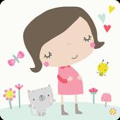 Heart Tree - Pregnancy Widget icon