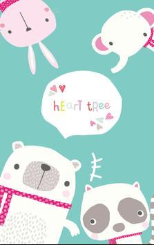 Heart Tree - Pregnancy Widget poster