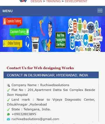 Ruchi Web Solutions Android App Dev Training For Android Apk Download