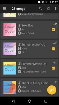 Auto Music / MP3 Tag Editor & Cover Art Downloader screenshot 1