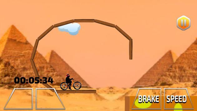 Ninja and Turtle Mountain Bike apk screenshot
