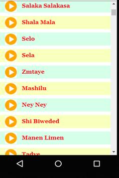 Hot & New Ethiopian Songs apk screenshot