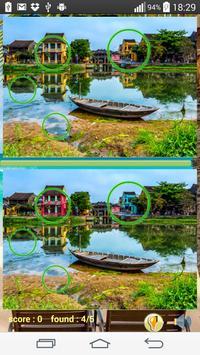 Find Differences Vietnam apk screenshot