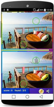 Find difference Maldives apk screenshot