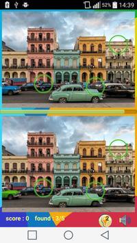 Find difference  Cuba apk screenshot