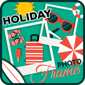 Holiday Photo Frames icon