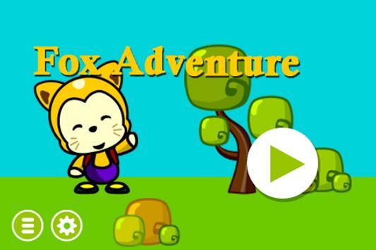 Fox Adventure poster