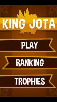 King Jota poster