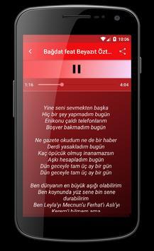 Ayla Celik Bagdat Şarkı screenshot 1