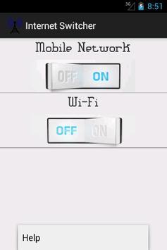 Internet Switcher screenshot 1