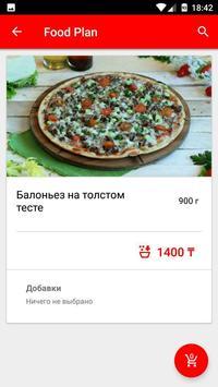Food Plan apk screenshot