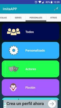 ImitaAPP screenshot 3