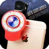 Selfie Zoom icon