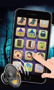 spooky halloween sound effects apk screenshot - Free Halloween Sounds Downloads