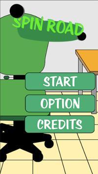 Spin Road apk screenshot