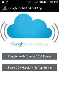 Rubix GCM apk screenshot