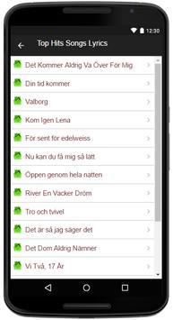 Håkan Hellström Song&Lyrics apk screenshot