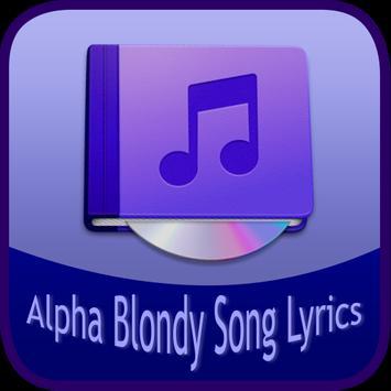 Alpha Blondy Song+Lyrics poster