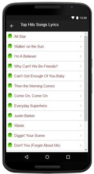 Smash Mouth Song&Lyrics apk screenshot