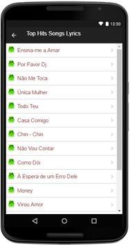 Anselmo Ralph Song&Lyrics screenshot 2