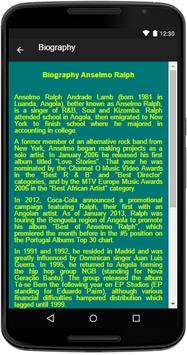 Anselmo Ralph Song&Lyrics screenshot 4