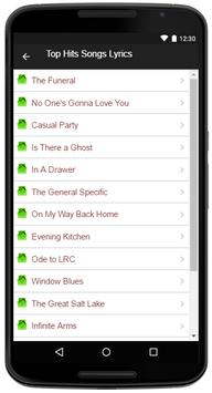 Band of Horses - Songs apk screenshot