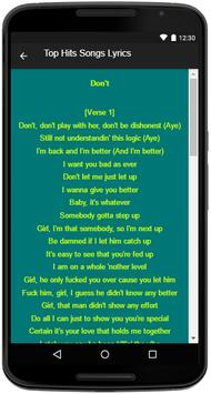 Bryson Tiller Song&Lyrics screenshot 3