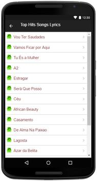 C4 Pedro Song&Lyrics apk screenshot
