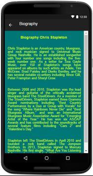 Chris Stapleton Song&Lyrics screenshot 4