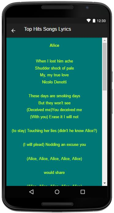 Cocteau Twins Song&Lyrics for Android - APK Download