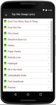 Tori Kelly - Song Lyrics screenshot 2